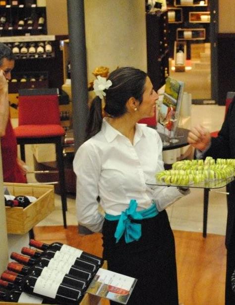 Flor De Sal Catering Cocktail Maridado En Lavinia
