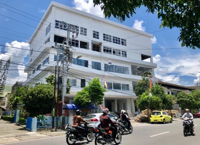 Diresmikan, Kantor Baru PDIP DIY Usung Konsep Green Building