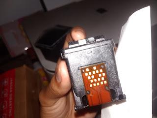 membersihkan chip cartridge