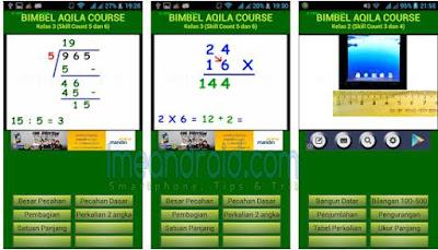 Aplikasi belajar matematika Kelas 2 (Dua ) SD