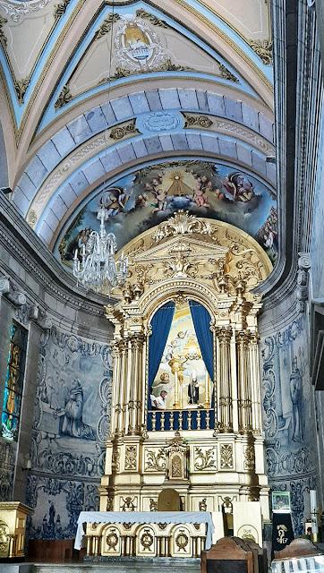 Altar Mor da Basílica de São Bento da Porta Aberta