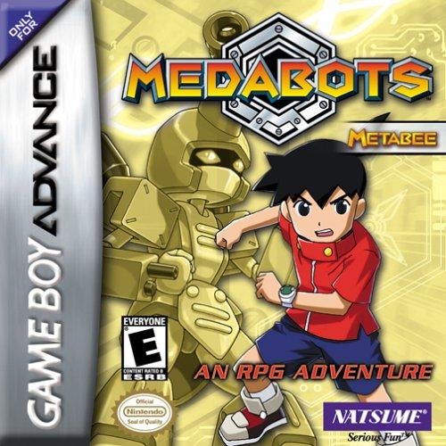 Juegos Para Gba Medabots Metabee Version Rokusho Version Espanol