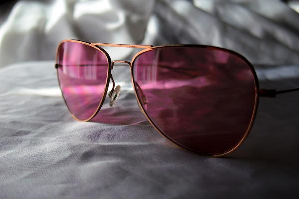 サングラス レンズの色