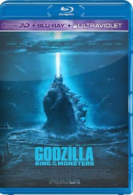 Godzilla King Of The Monsters 2019 BDRip HD 1080p Dual Latino