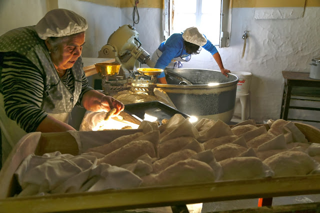 home bakery, alentejo, pic: Kerstin Rodgers/msmarmitelover