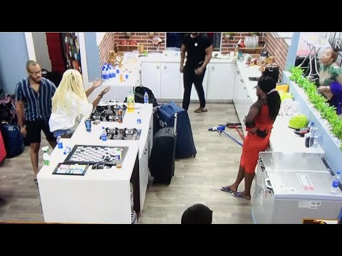 BBNaija 2020: 'You like to be touched by different men' – Lucy, Nengi in war of words