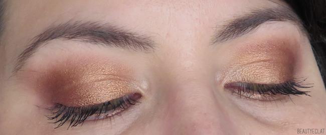Natasha Denona Eyeshadow Palette 5 Palette 04 exemple maquillage