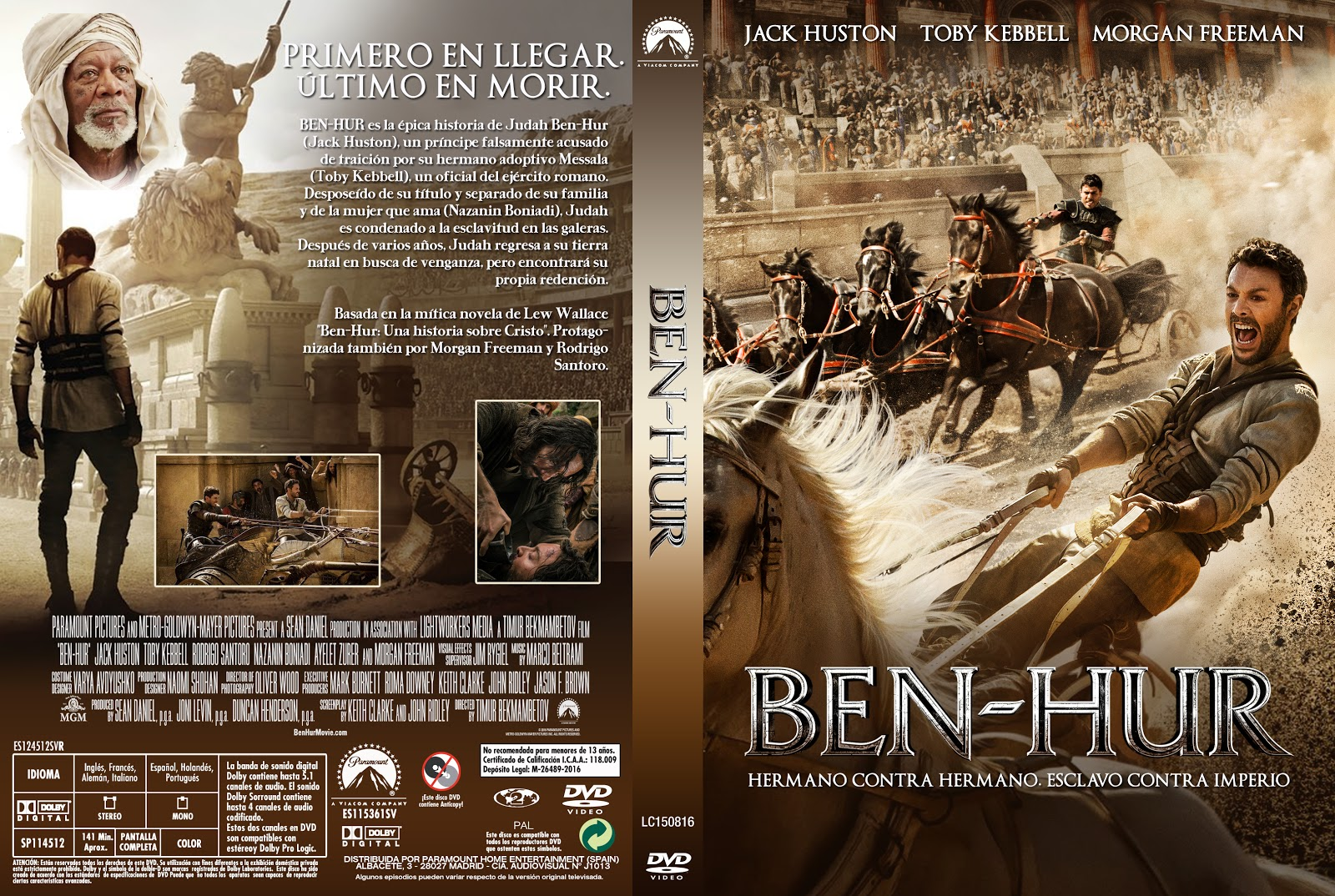 Download Ben-Hur BDRip Dual Áudio Download Ben-Hur BDRip Dual Áudio BEN HUR 2B 25282016 2529