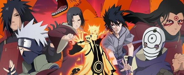 menjadi trending topik terpanas di kancah anime dunia 13 Game Naruto Android Terbaru dan Terbaik 2018