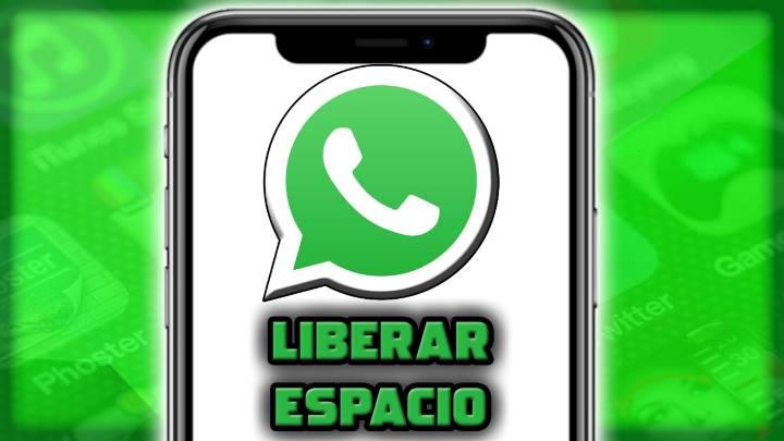Cómo liberar espacio en WhatsApp con su herramienta interna