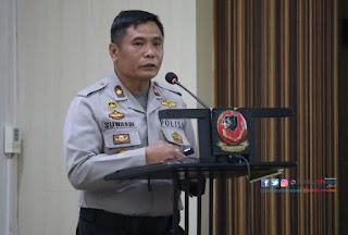 Kabag Ops Polres Sukabumi Kompol Suwardi