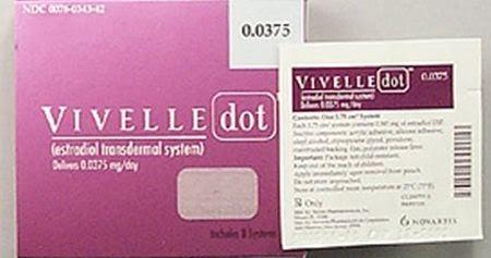 دليل الأدوية العالمي Vivelle Dot Patch لصقات فيفيلي دوت