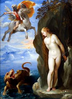 Perseus ve Andromeda