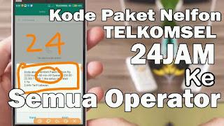 bahwa telkomsel memiliki banyak kode dan biasa disimpan dengan baik Kode Rahasia Nelpon Gratis Telkomsel
