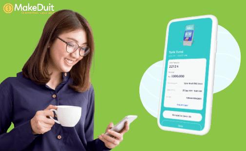 Cara Tarik Tunai di Aplikasi Blu Tanpa Kartu