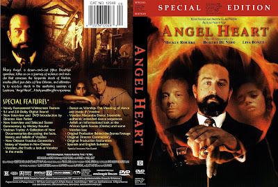 Carátula dvd: El corazón del ángel (1987) Angel Heart