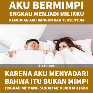 Kata-Kata Romantis untuk Suami Tercinta