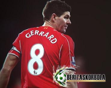 Steven Gerrard Sempat Nyaris Gabung Tottenham Hotspur