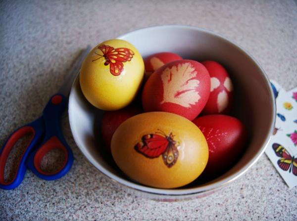 3 τρόποι για να βάψεις τα Πασχαλινά αυγά