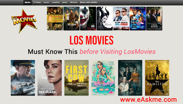 Los Movies 2020: Free HD losmovies Movie Streaming and Downloading: eAskme