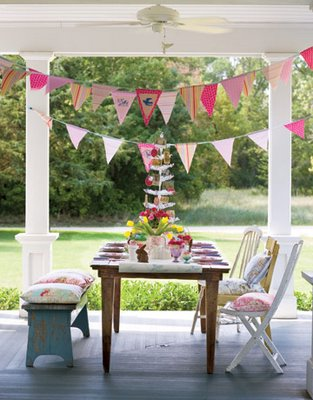 A love to create: Spring decorating ideas