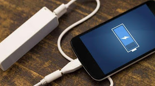 hp android langsung bleng jika baterainya hampir habis