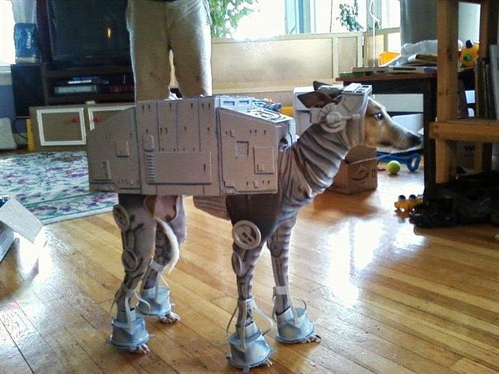 AT-AT DOG COSTUME