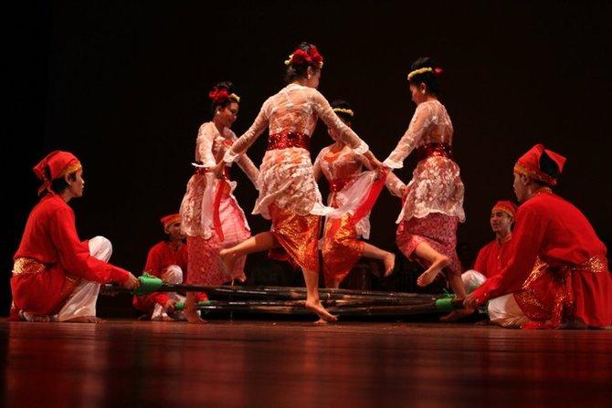 Tari Rangkuk, Tarian Tradisional Dari Daerah Manggarai Provinsi NTT