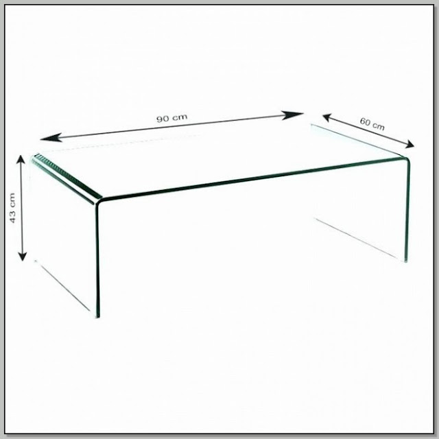 The Average Size For A Coffee Table