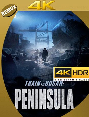 Estacion Zombie 2: Peninsula (2020) 4K Remux [GoogleDrive] [tomyly]