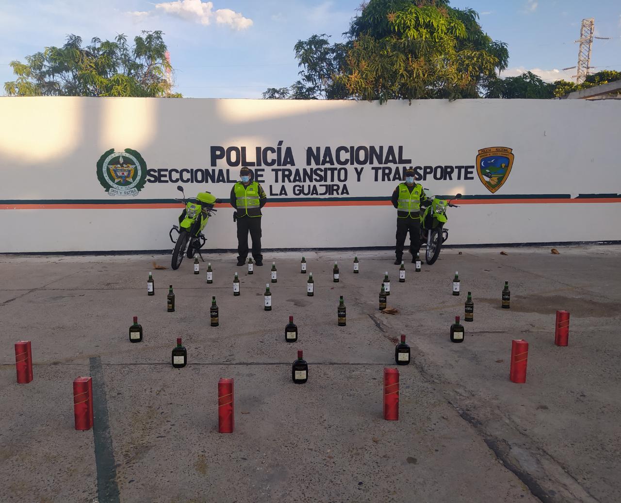 hoyennoticia.com, Mercancias de contrabando por 16 millones se incautan en carreteras guajiras