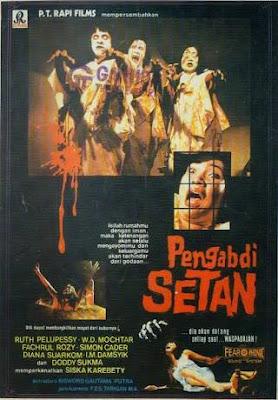 Download Film Pengabdi Setan (1982) DVD Rip Full Movie