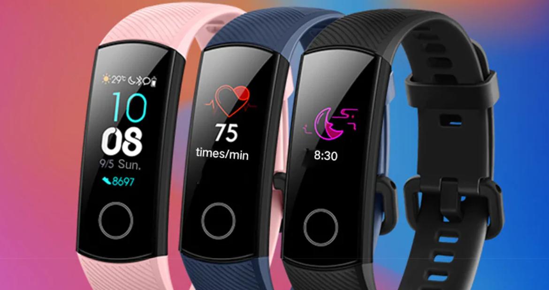 Huawei Band 4, Smart Wristband untuk Kesehatan