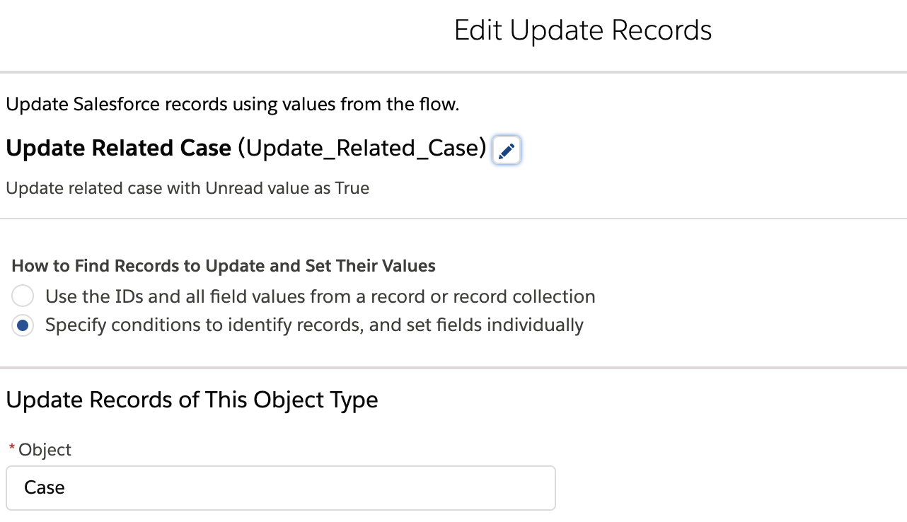 check if Case has New or Unread Emails in Salesforce?