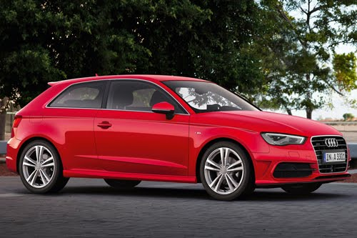 2013 Audi A3 3-door Officially Revealed