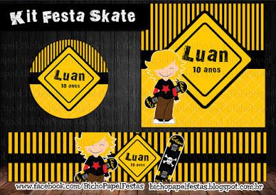 Kit Festa Skate