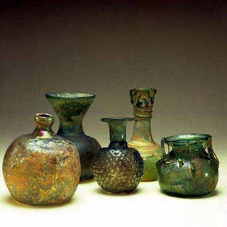 Glass Vessels of Antiquity