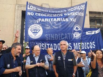 La Justicia ratificó las leyes de profesionalidad de los Vistadores Médicos