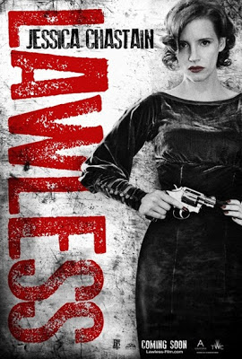 LAWLESS 2012 MOVIE POSTER