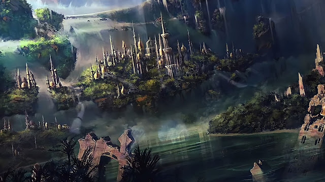 أطلانطس : المدينة المفقودة