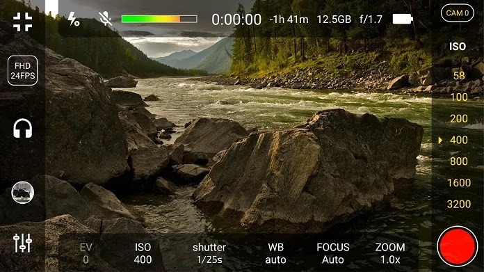 TOP 8 video recording apps for Android and IPhone