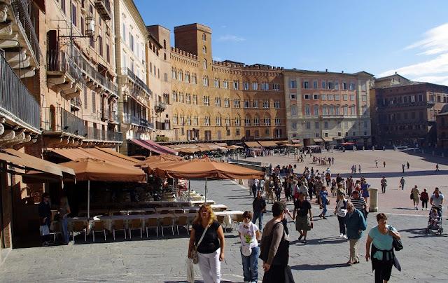O que fazer em 1 dia em Siena