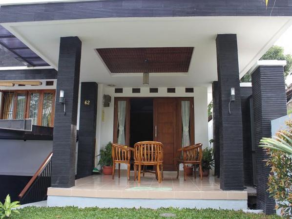Tips dalam menata dekorasi desain teras minimalis rumah for Dekorasi rumah minimalis