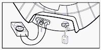 como medir la resistencia calefactora de lavadora lg
