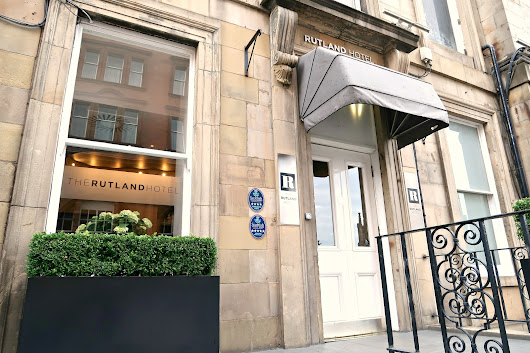 Review | The Rutland Hotel And Apartments, Edinburgh