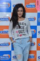 Cute Actress Misti Chakravarthi at Babu Baga Busy Team at Radio City ~  Exclusive 8th April 2017 033.JPG