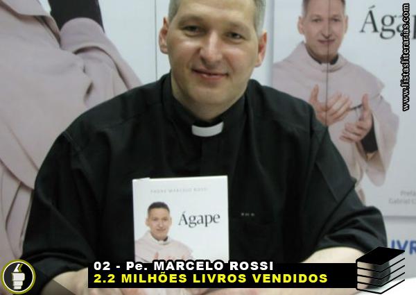 MV 2 - 10 Escritores brasileiros que mais venderam livros nesta década