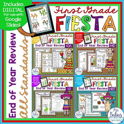 First Grade Fiesta Bundle
