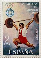 XX JUEGOS OLÍMPICOS MUNICH 1972. HALTEROFILIA