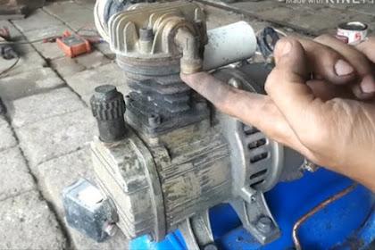 Cara Memperbaiki Kompresor Tidak Bisa Mengisi Angin
